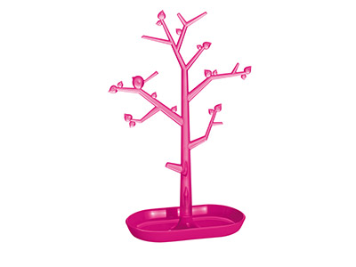 Koziol-Large-Pink-Lifestyle-Tree---Di...