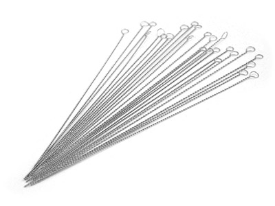 Twisted Wire Needles Fine 0.23mm   Pack of 25