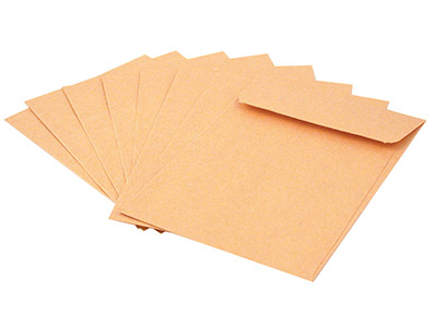 Repair Envelopes & Valuation Pads