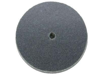 Eveflex Rubber Wheel, 601 Grey -   Medium, 23 X 3mm