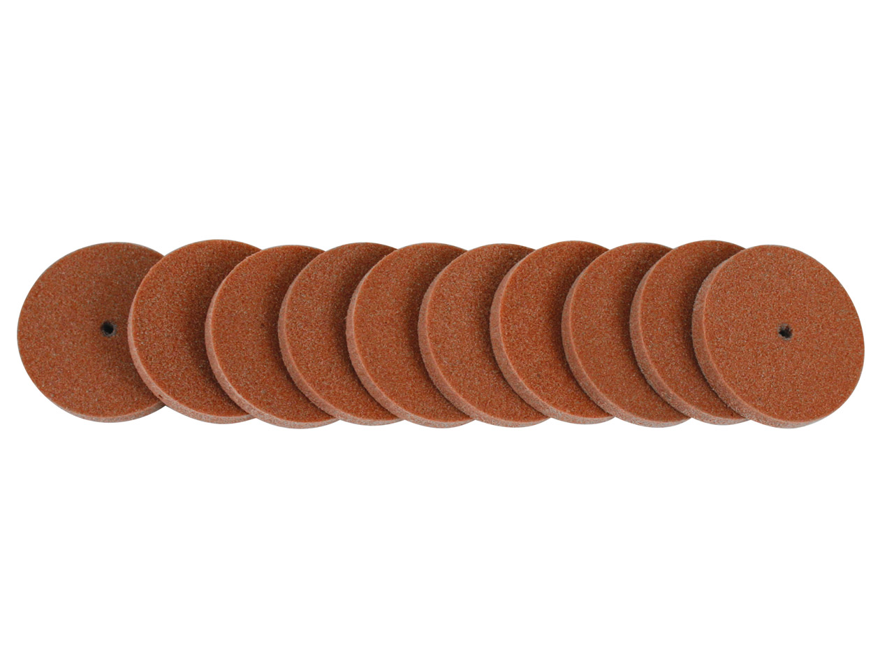 Airflex Polisher Brown Fine        Pack of 10