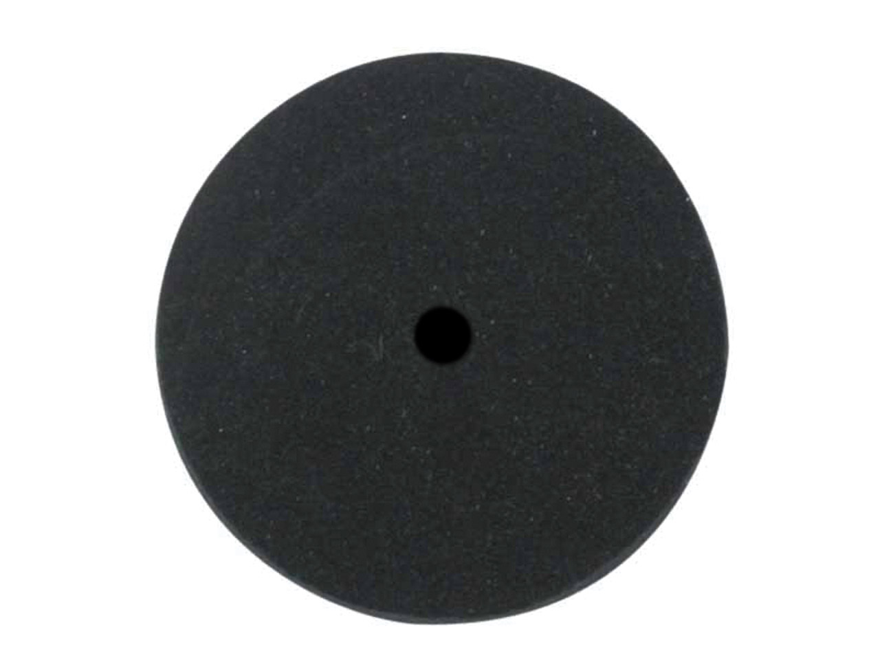 Knife Edge Rubber Wheel, Black,    Coarse