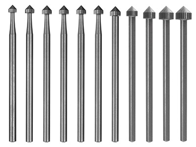 Busch Stone Setting No.413 Set Of  11 3.50mm - 8mm