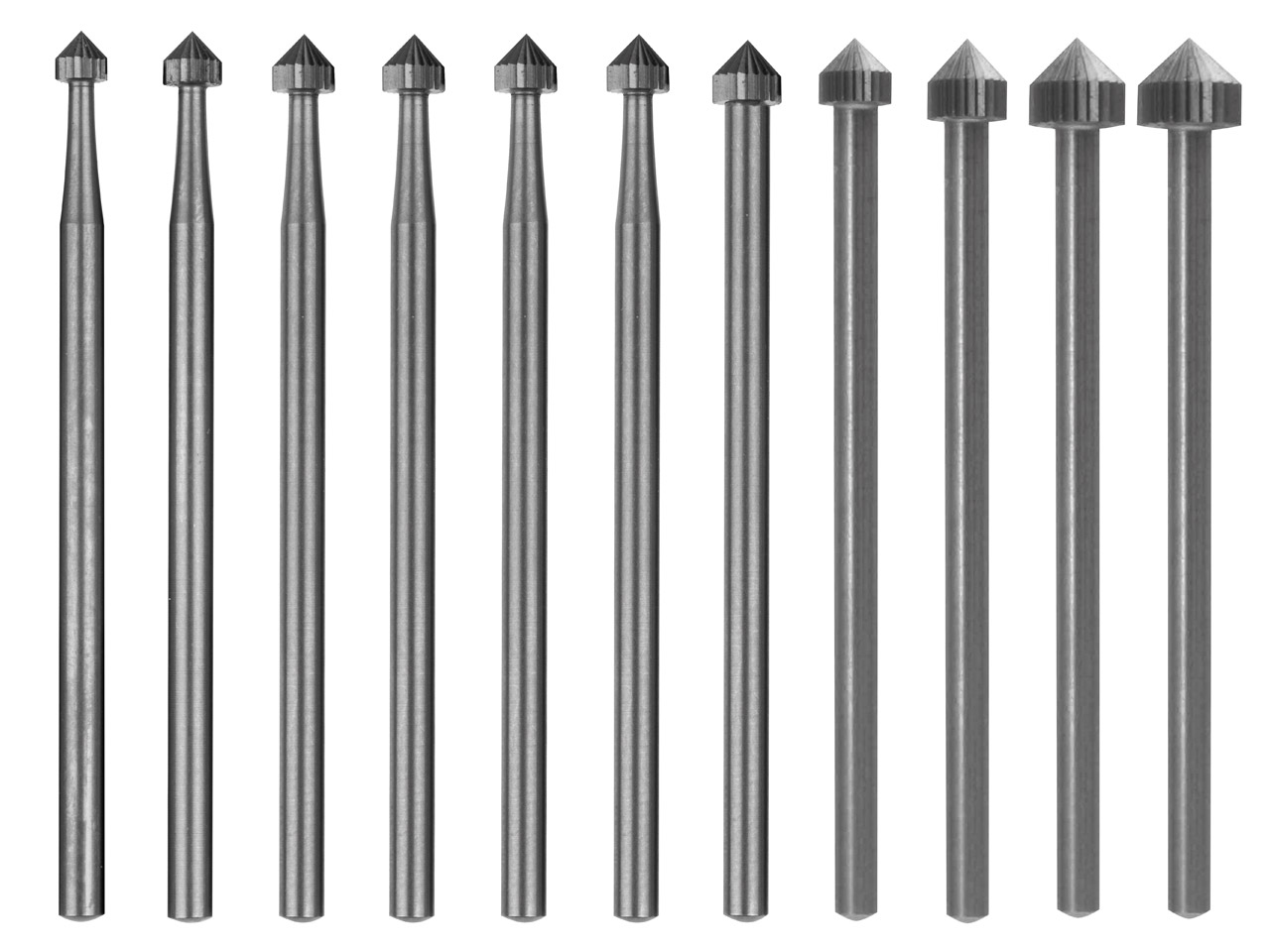 Busch Stone Setting No. 413 Set Of 11 3.50mm - 8mm
