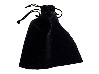 Small Drawstring Square Shape Pouch