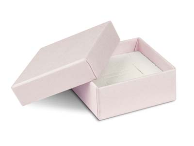 Pastel Pink Card Medium Universal  Box
