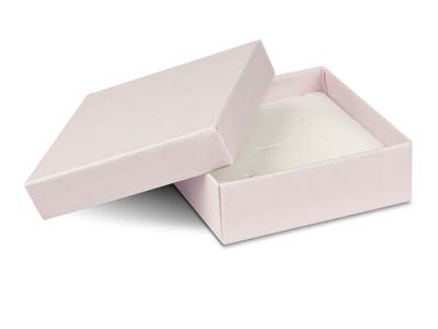 Pastel Pink Card Large Universal   Box