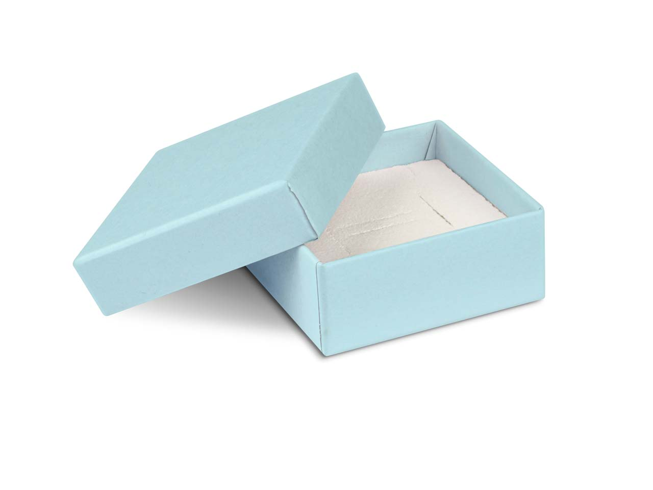 Pastel Blue Card Medium Universal  Box