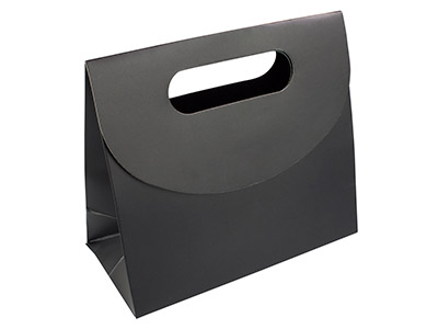 Black-Matt-Handle-Gift-Bag-Small