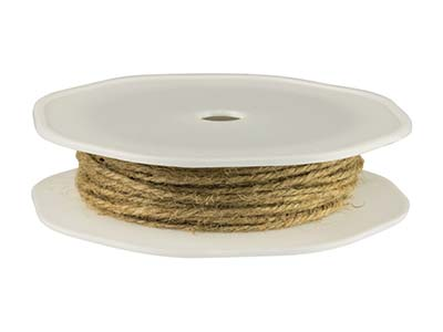Jute String Natural 2mm X 20m