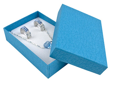 Blue Card Boxes