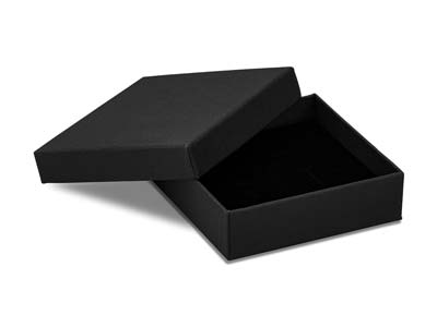 Black Matt Card Large Universal Box