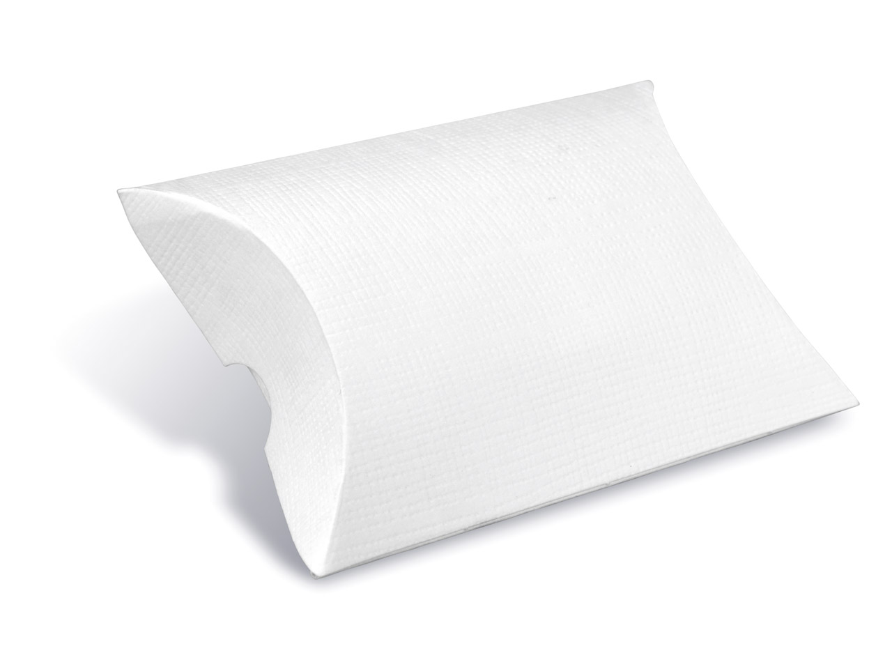Flat Pack Pillow Box White         Pack of 10
