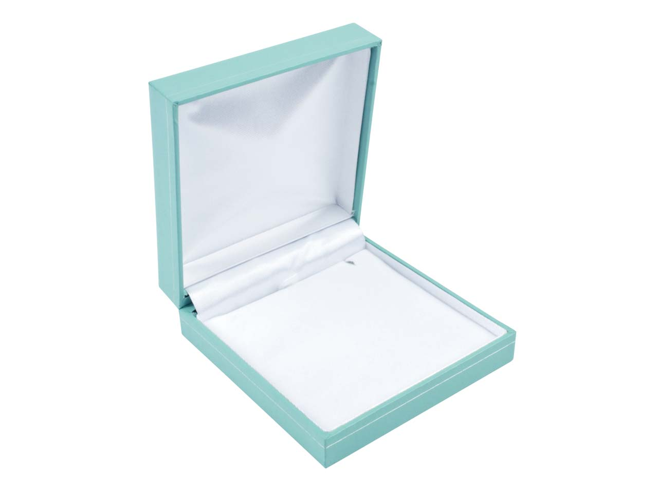 Mint Green Leatherette Universal   Box