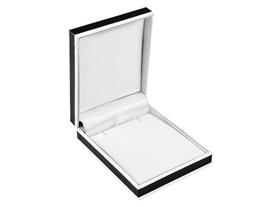 Black Monochrome Pendant Box