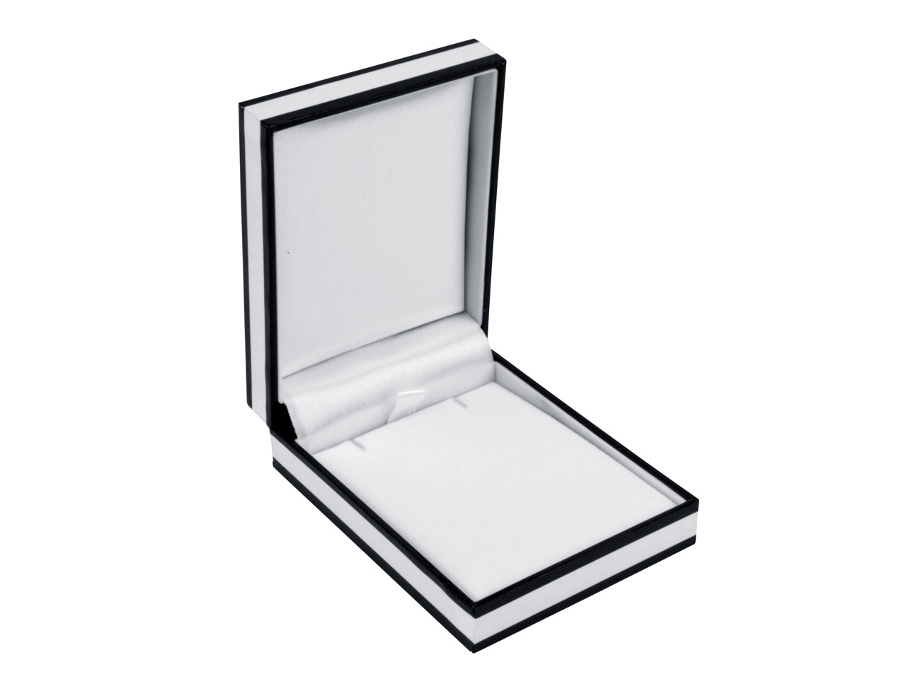 White Monochrome Pendant Box