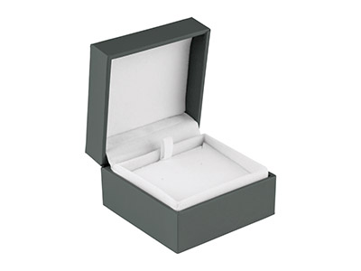 Grey Soft Touch Universal Box Small