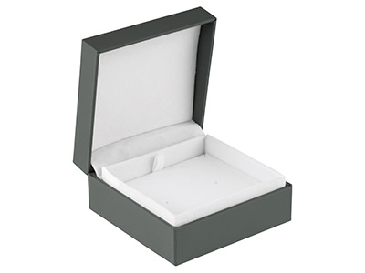 Grey Soft Touch Universal Box Large