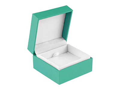 Green Soft Touch Universal Box     Small