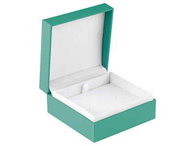 Green Soft Touch Universal Box     Large