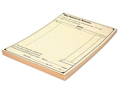 Beige-Professional-Valuation-Pad