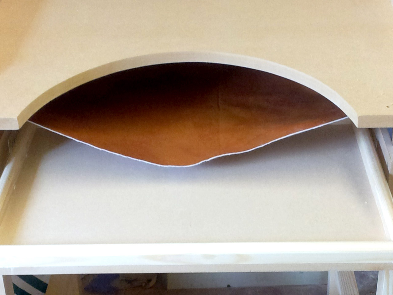 Value Leatherette Bench Skin