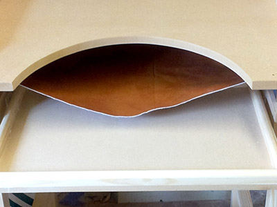 Large Value Leatherette Bench Skin