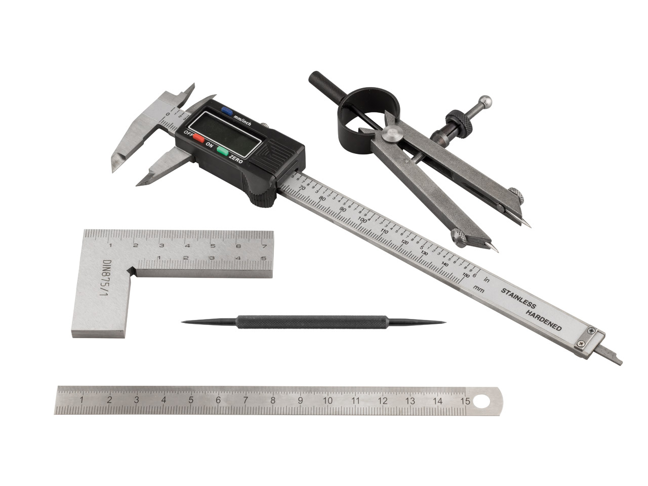 Professional Jewellers Measuring   Kit