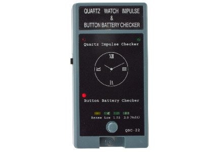 Watch Battery And Quartz Tester