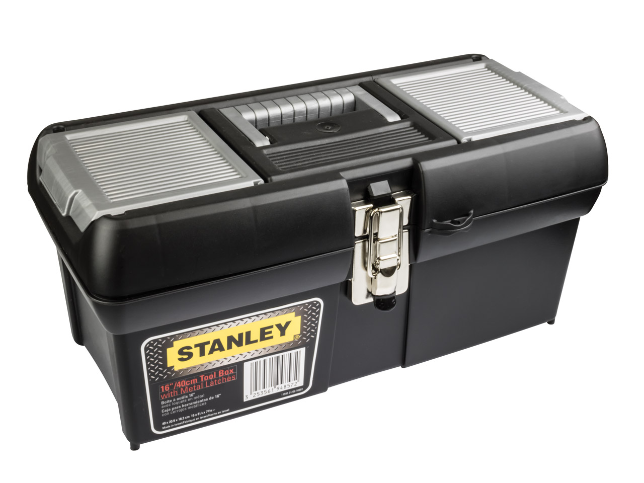 Stanley Tool Box, Student