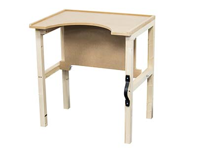 Folding Jewellers Workbench