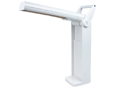 Fluorescent Folding Bench Lamp