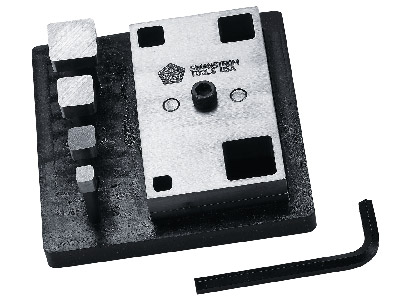 Swanstrom Special Square Disc      Cutter Sets