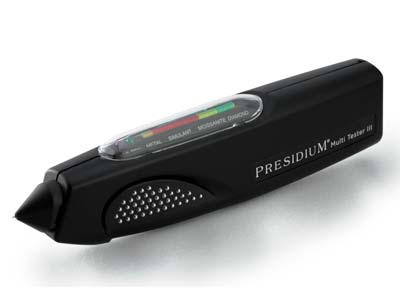 Presidium Multi Tester Iii Diamond And Moissanite