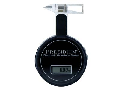 Presidium Electronic Gemstone Gauge Pegg