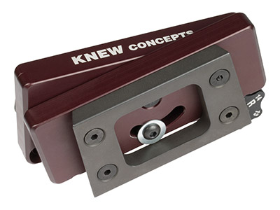 Knew Concepts Dovetail Tilting     Adapter