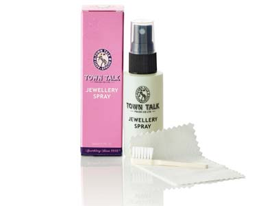 Town Talk Mini Silver Polish Spray 50ml