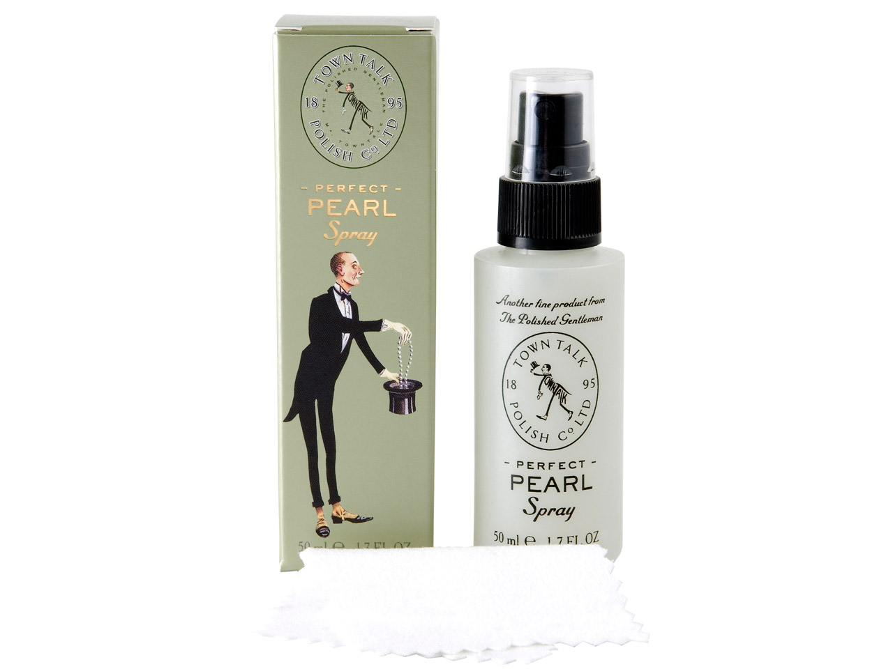 Town Talk Mini Pearl Spray 50ml