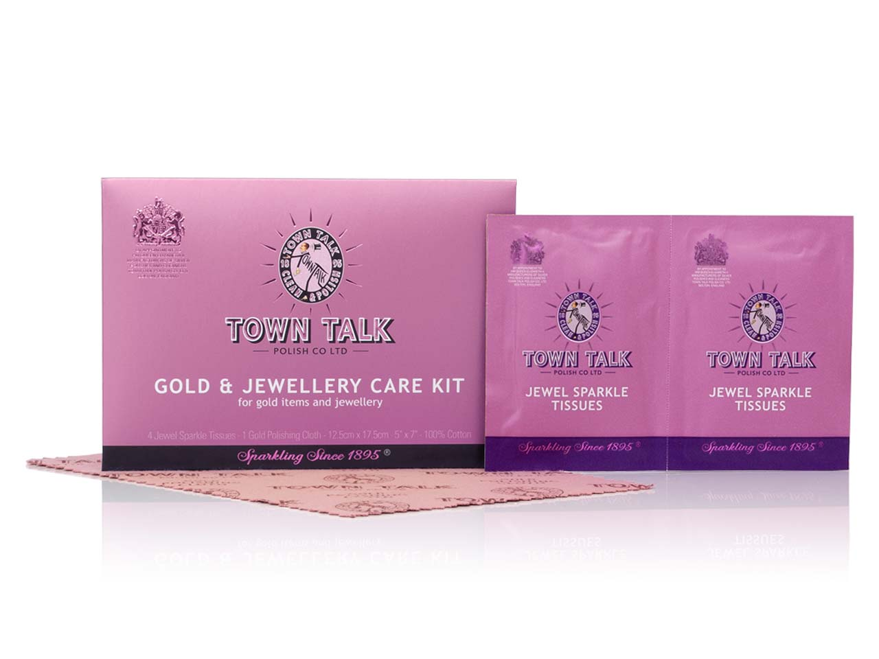 Town Talk Gold And Jewellery       Cleaning Kit