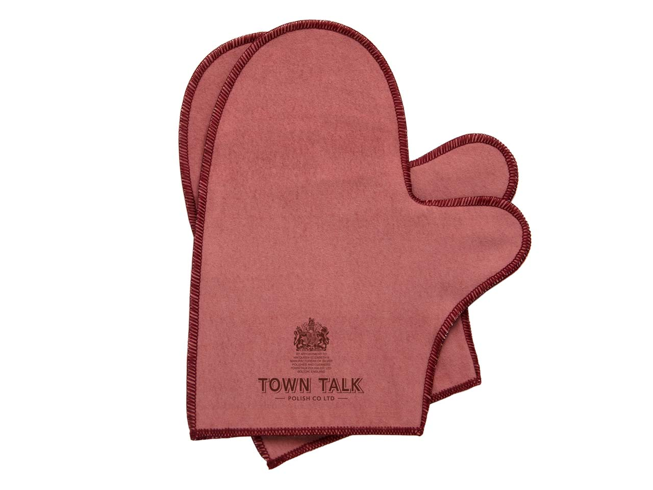 Town Talk Gold Polishing Mitts