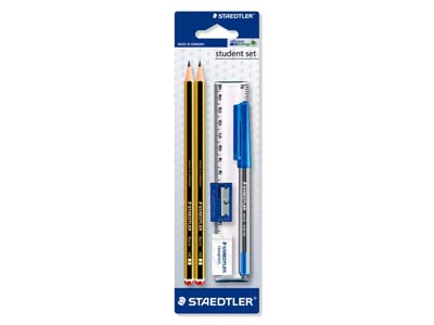Staedtler Student Stationery       Graphic Set