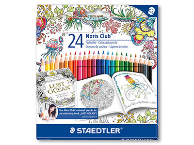 Staedtler-And-Johanna-Basford------Co...