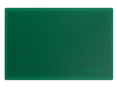 Self Healing 1cm Gridded Cutting   Mat, A3, Double Sided