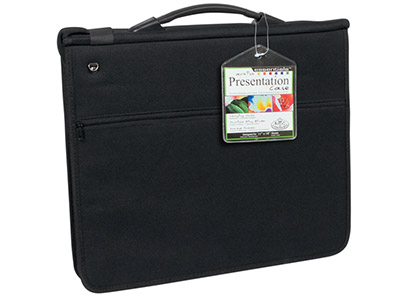 Royal And Langnickel Soft Padded A3 Portfolio, With 3 Sleeves
