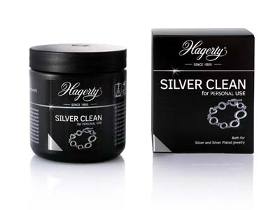 Hagerty Silver Clean Dip 170ml     Personal Use