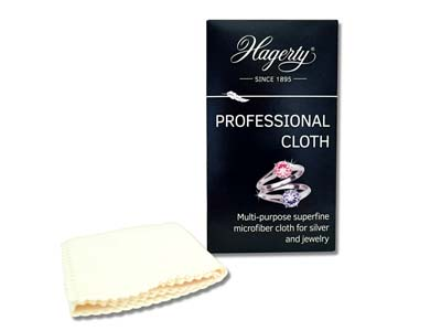 Hagerty Professional Microfibre    Cloth 24 X 30cm