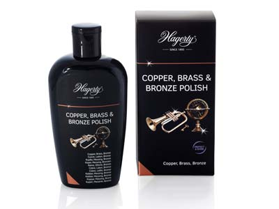 Hagerty Copper, Brass And Bronze   Polish 250ml