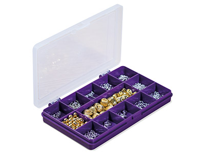 Wham-Mini-Storage-Organiser-Purple,-1...