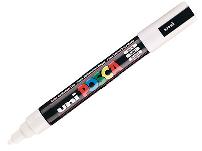 Posca-Multi-surface-Paint-Marker-In-W...