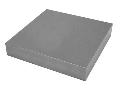 Vintaj Steel Bench Block 4 X 4